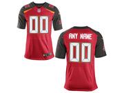Nfl Tampa Bay Buccaneers (custom Made) Red Elite Jersey