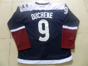 Mens Reebok Nhl Colorado Avalanche #9 Duchene Blue (2015) Jersey