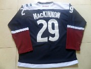 Mens Reebok Nhl Colorado Avalanche #29 Mackinnon Blue (2015) Jersey