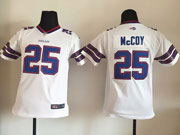 youth nfl Buffalo Bills #25 LeSean McCoy white (2013) limited jersey