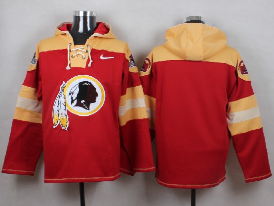 Mens nfl washington redskins #10 griffin iii red (new single color) hoodie Jersey