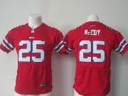 youth nfl Buffalo Bills #25 LeSean McCoy red elite jersey
