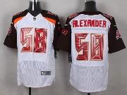 Mens Nfl Tampa Bay Buccaneers #58 Alexander White (2014 New) Elite Jersey