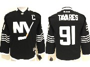 Youth Reebok Nhl New York Islanders #91 Tavares Black Jersey