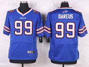 Mens Nfl Buffalo Bills #99 Marcell Dareus Blue Elite Jersey