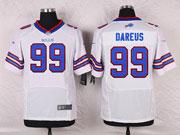 Mens Nfl Buffalo Bills #99 Marcell Dareus White Elite Jersey