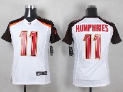 Youth Nfl Tampa Bay Buccaneers #11 Humphries White Game Jersey
