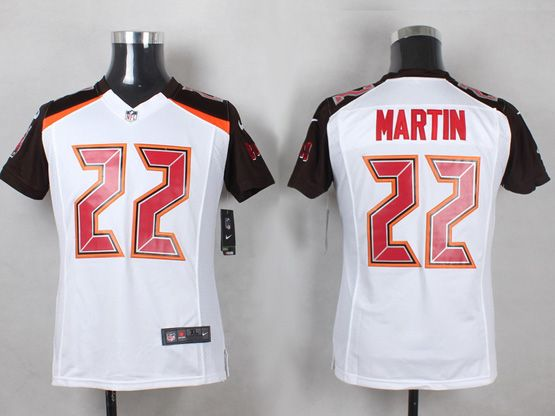 Youth Nfl Tampa Bay Buccaneers #22 Martin White Game Jersey