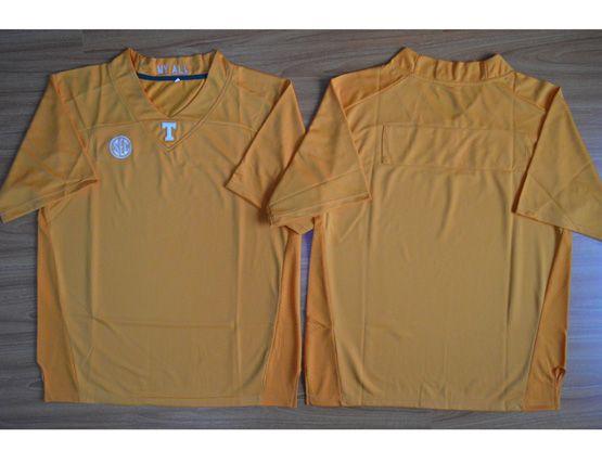 Mens Ncaa Nfl Texas Longhorns (blank) Orange Jersey
