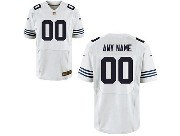 Nfl Indianapolis Colts (custom Made) White Elite Jersey