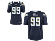 NFL San Diego Chargers #99 Joey Bosa Navy Blue 2016 Draft Pick Elite Jersey