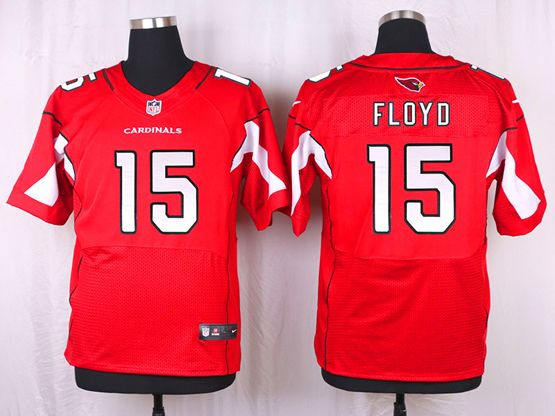 Mens Nfl Arizona Cardinals #15 Michael Floyd Red Elite Jersey