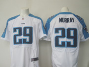 NFL Tennessee Titans #29 DeMarco Murray White ELITE JERSEY