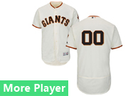 mens majestic san francisco giants cream Flex Base jersey
