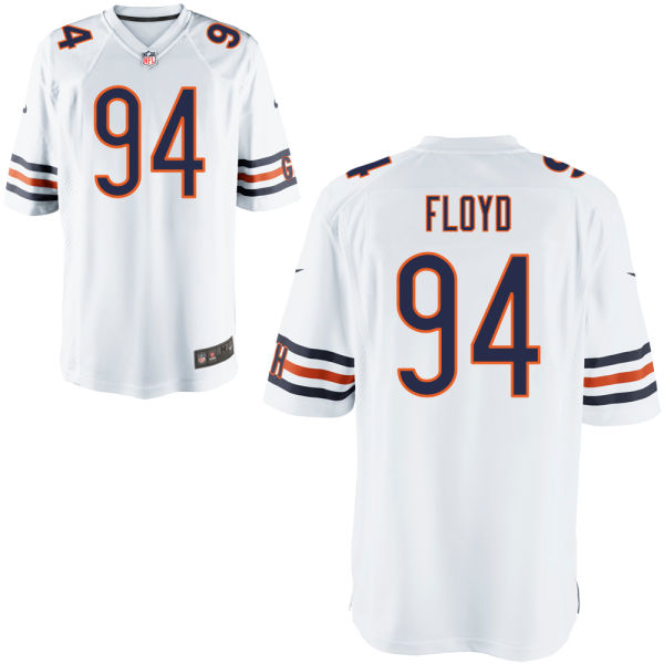 Mens Nfl Chicago Bears #94 Leonard Floyd White Elite Jersey