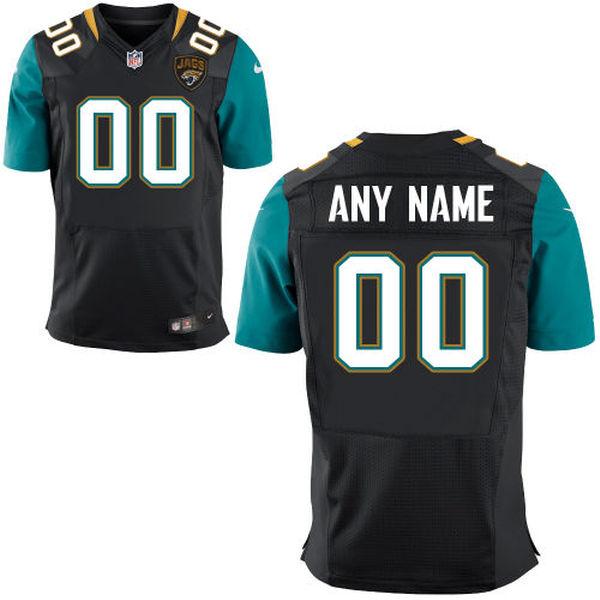 Mens Nike Jacksonville Jaguars Black Elite Jersey