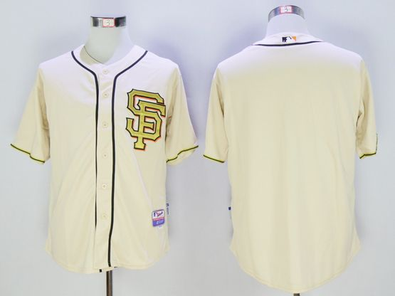 Mens Mlb San Francisco Giants Blank Rice White 2014 Champion Version Jersey