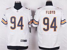 Mens Nfl Chicago Bears #94 Leonard Floyd White Elite Jersey
