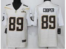 Mens Nfl Oakland Raiders #89 Amari Cooper White (2016 Pro Bowl) Jersey