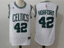 Mens Nba Boston Celtics #42 Al Horford White (new) Jersey