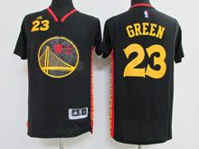 Mens Adidas Golden State Warriors #23 Draymond Green Black (chinese Version) Jersey