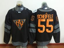Mens Team North America #55 Mark Scheifele Black 2016 World Cup Hockey Jersey
