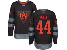 Mens Team North America #44 Morgan Rielly Black 2016 World Cup Hockey Jersey