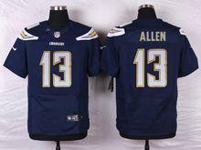 Mens Nfl   San Diego Chargers #13 Keenan Allen Navy Blue Elite Jersey