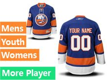 Reebok New York Islanders Blue Home Premier Jersey