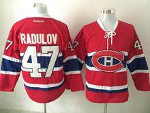 Mens Reebok Nhl Montreal Canadiens #47 Alexander Radulov Red Jersey