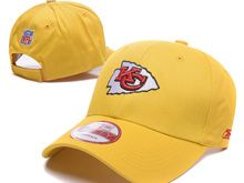 Kansas City Chiefs Yellow Snapback Hats