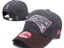 New England Patriots Gray Fashion Snapback Hats