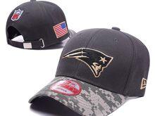 New England Patriots Black Snapback Hats