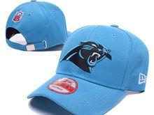 Carolina Panthers Blue Snapback Hats