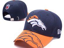 Denver Broncos Blue Snapback Hats