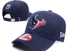 Houston Texans Blue Snapback Hats