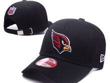 Arizona Cardinals Black Snapback Hats