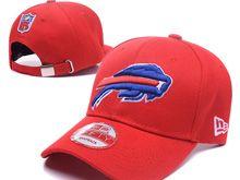 Buffalo Bills Red Snapback Hats