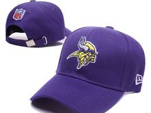 Minnesota Vikings Purple Snapback Hats