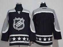 Mens Reebok St.louis Blues Blank Black 2017 All Star Hockey Jersey