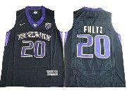 Mens Ncaa Nfl Washington Huskies #20 Markelle Fultz Black College Basketball Jersey