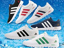 Adidas Run Breathable Sneakers Running Shoes