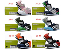 Adidas Neo 10k Leather Lovers Running Shoes