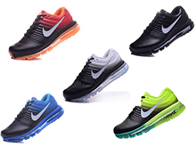 Mens Women Nike Air Max Gradient Lovers Running Shoes Many Color