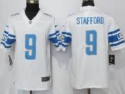 Mens Nfl Detroit Lions #9 Matthew Stafford 2017 Vapor Untouchable Limited White Jersey