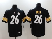 Mens Nfl Pittsburgh Steelers #26 Le'veon Bell Black Vapor Untouchable Limited Jersey