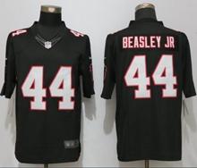 Mens New Nike Atlanta Falcons #44 Vic Beasley Black Limited Jersey
