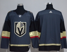 Mens Adidas Vegas Golden Knights Blank Blue Hockey Jersey
