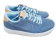 Mens Jordan1 Basketball Shoes  Blue Colour