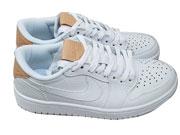 Mens Jordan1 Basketball Shoes White Colour